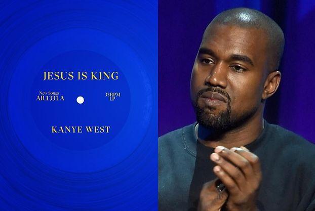 """Kanye West zapowiada płytę """"Jesus is King"""": data premiery, spis utworów, film"""