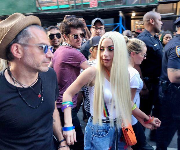 """Lady Gaga i Christian Carino zerwali zaręczyny! """"Związki czasami się kończą"""""""