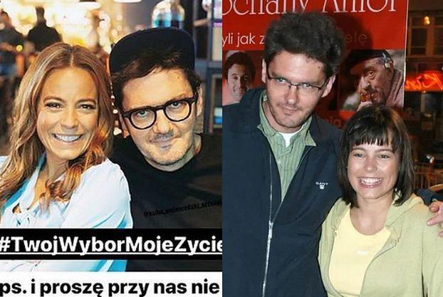 """Anna Mucha i Kuba Wojewódzki ZNÓW SĄ RAZEM? """"Nie potwierdzam, nie zaprzeczam"""""""