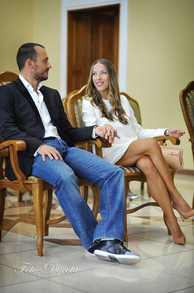 Zdjęcia ślubne Chodakowskiej!