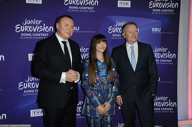 "Eurowizja Junior 2019: Viki Gabor prezentuje teledysk do piosenki ""Superhero"""