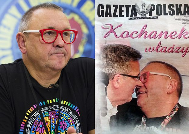 """Owsiak o okładce """"Gazety Polskiej"""": """"Piszą, że jestem pupilkiem władzy. JAKIEJ WŁADZY? Przez 24 lata?!"""""""
