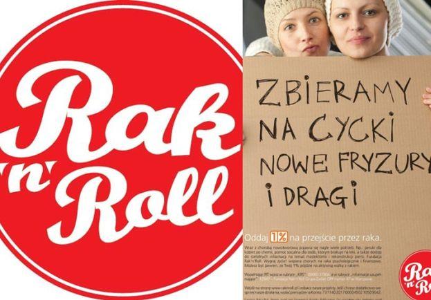 Okradziono Fundację Rak'n'Roll!