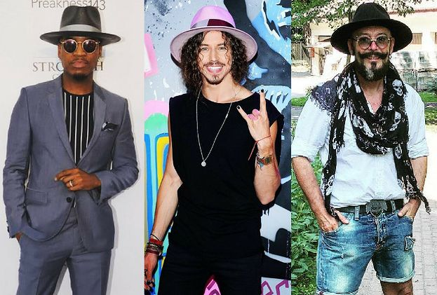 Jakie kapelusze na lato wybierają celebryci?