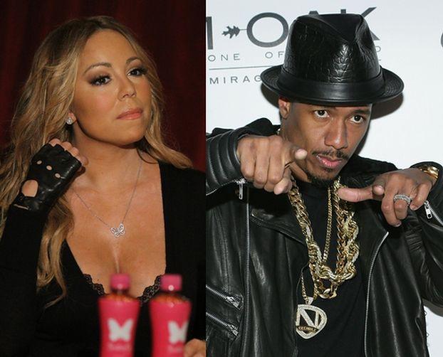 Nick Cannon SKOMPROMITUJE Mariah w nowym albumie?