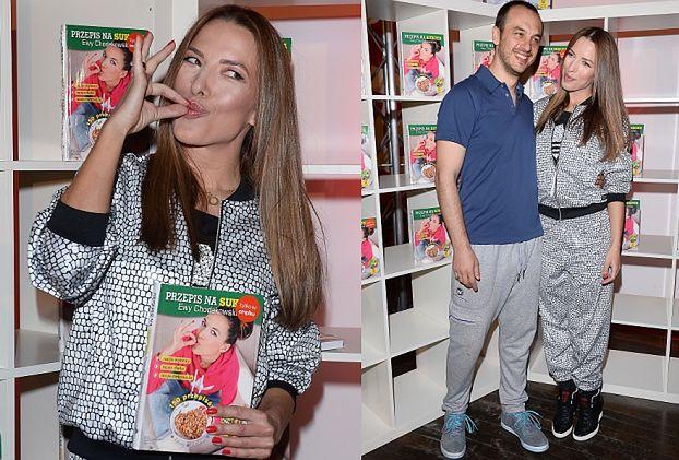 Chodakowska promuje kolejną książkę! (ZDJĘCIA)