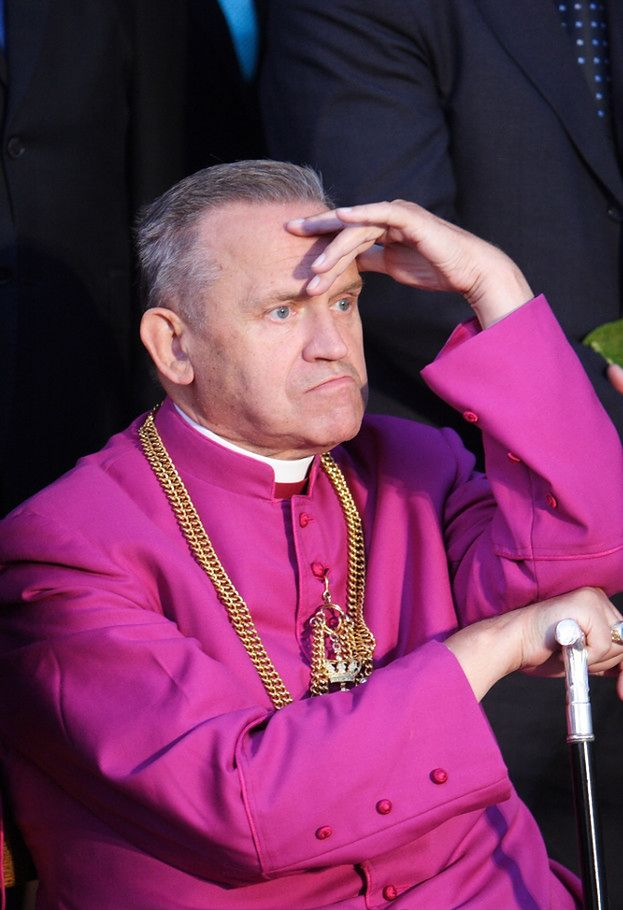 """Arcybiskup Głódź BRONI oskarżanego o pedofilię księdza Jankowskiego: """"ŚRODOWISKA WROGIE KOŚCIOŁOWI"""""""