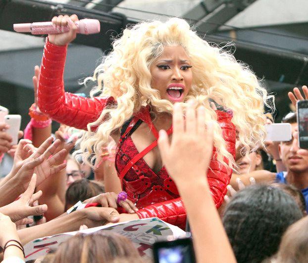 """Mariah grozi, że odejdzie z """"Idola""""… PRZEZ MINAJ!"""