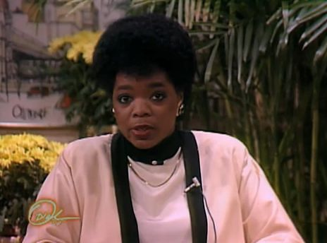 Oprah Winfrey 30 lat temu!