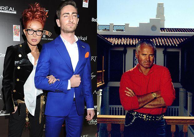 """Łukasz Jakóbiak chwalił się """"włamaniem"""" do domu Versace w Miami... Tak naprawdę był w restauracji!"""