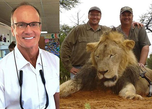 Zabójca lwa Cecila został UNIEWINNIONY!