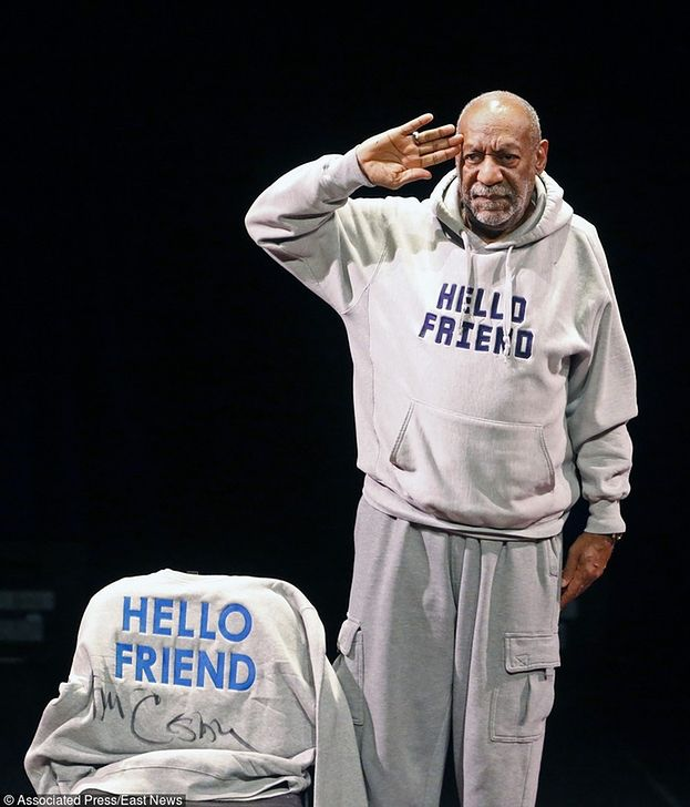 Bill Cosby dziękuje fanom za wsparcie!