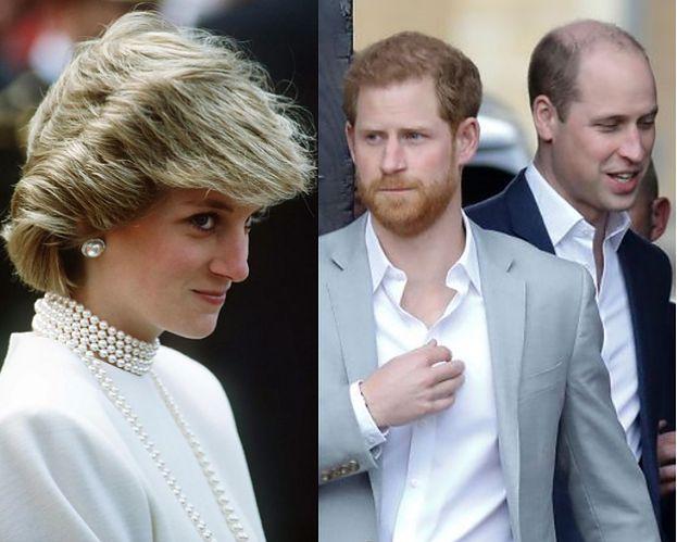 Księżna Diana przed śmiercią udzieliła Williamowi życiowej rady. To przez nią książę skonfliktował się z młodszym bratem?