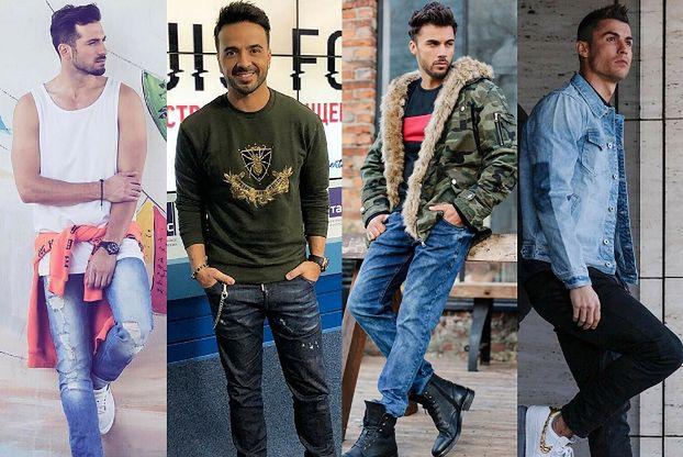 Najmodniejsze jeansy męskie - przegląd trendów