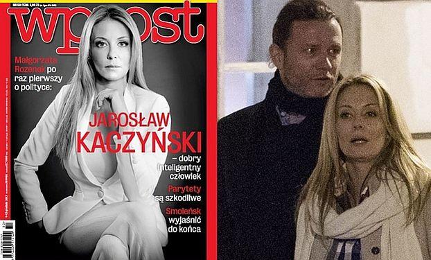Rozenek pomoże Majdanowi w... KARIERZE POLITYCZNEJ?!