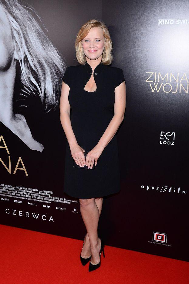 Joanna Kulig z szansą NA OSCARA! Amerykański magazyn filmowy wymienią ją wśród faworytek