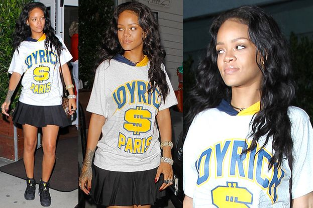 Rihanna ubrana w 15 tysięcy dolarów! WIDAĆ?
