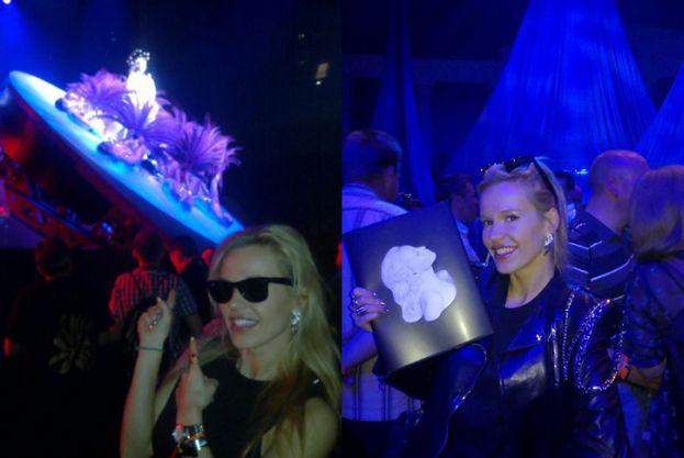 Doda w Londynie na koncercie Kylie Minogue (FOTO)