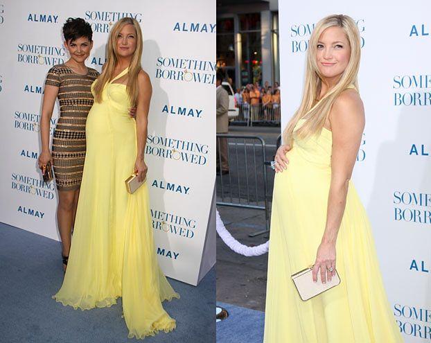 Kate Hudson w ciąży na imprezie