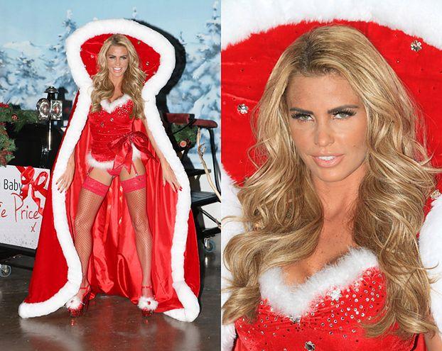 """""""Mikołaj"""" w czerwonych majtkach... (ZDJĘCIA)"""