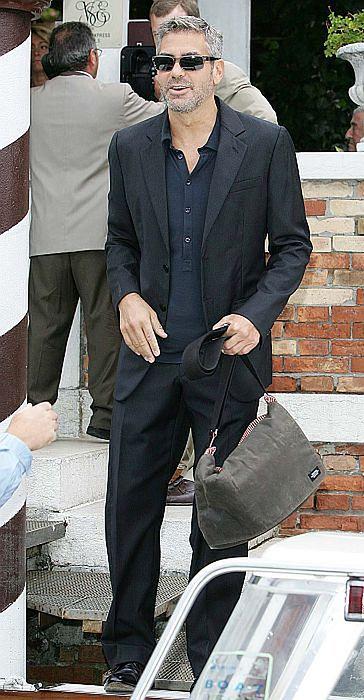 Clooney założył się o 100 tysięcy, że nigdy się nie ożeni!