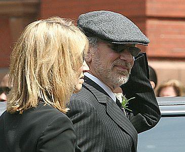Gwiazdy na pogrzebie (zdjęcia)