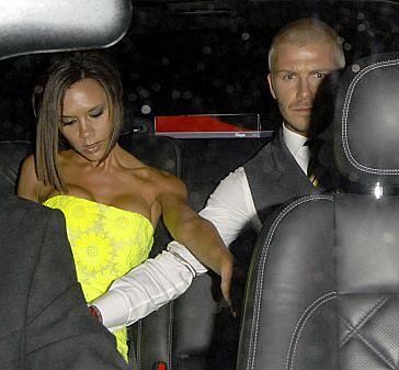 Beckhamowie opuszczają USA?