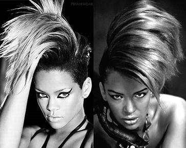 Rihanna kopiuje inną piosenkarkę?!