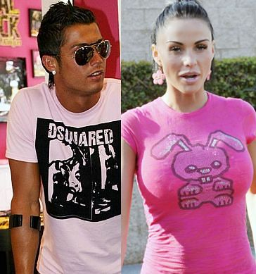 Jordan ma ochotę na Cristiano Ronaldo!