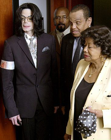Rodzice Jacksona wynajeli prywatnych detektywów!
