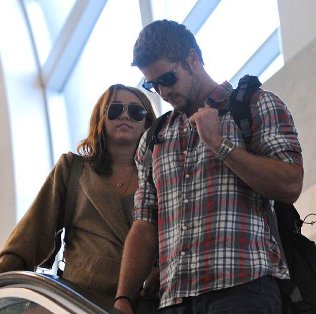 Hemsworth rzucił Miley Cyrus!