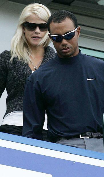 Tiger Woods... pobity przez żonę?!