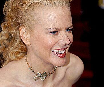 Sekretny ślub Nicole Kidman