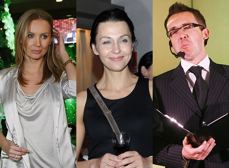 Popek, Szulim i Kurzajewski zagrają w serialu