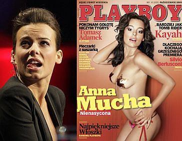 """Mucha w Playboyu """"nie demoralizuje dzieci i młodzieży"""""""