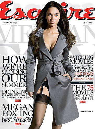Seksowna Megan Fox!