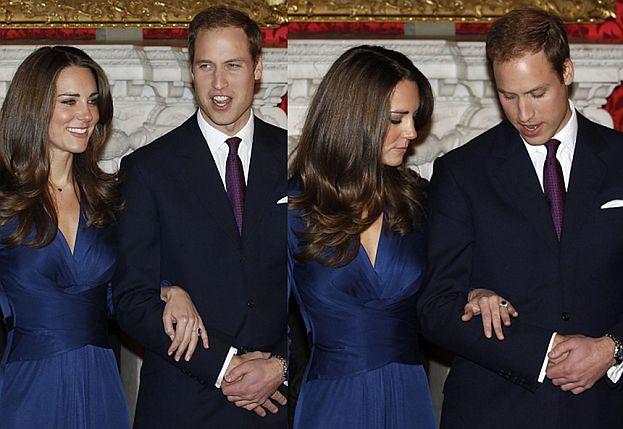 Zaręczyny księcia Williama (ZDJĘCIA)