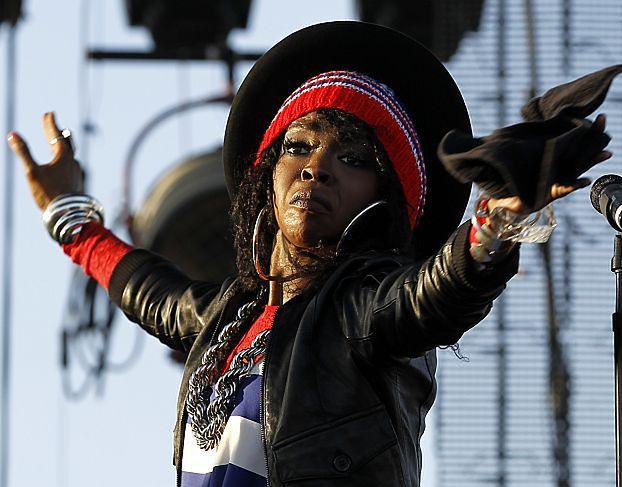 Lauryn Hill jest w ciąży... szósty raz!