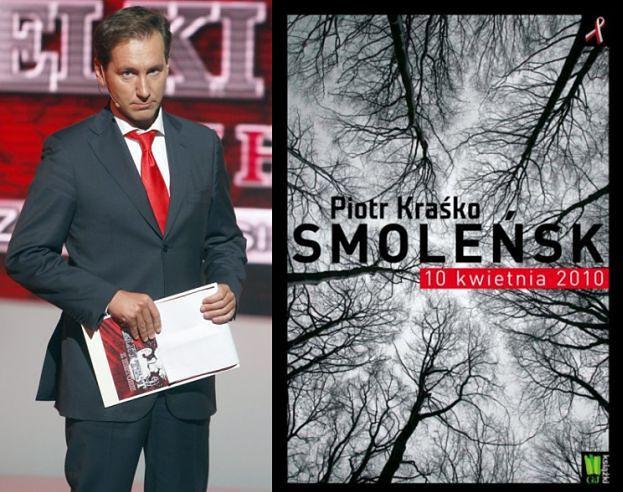 Kraśko już wydał książkę o Smoleńsku...