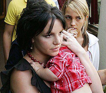 Kradzione zdjęcia Britney Spears