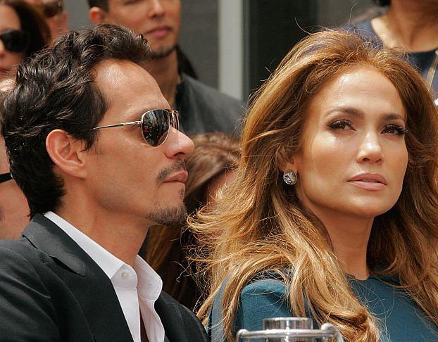 Jennifer Lopez i Marc Anthony ROZWODZĄ SIĘ!