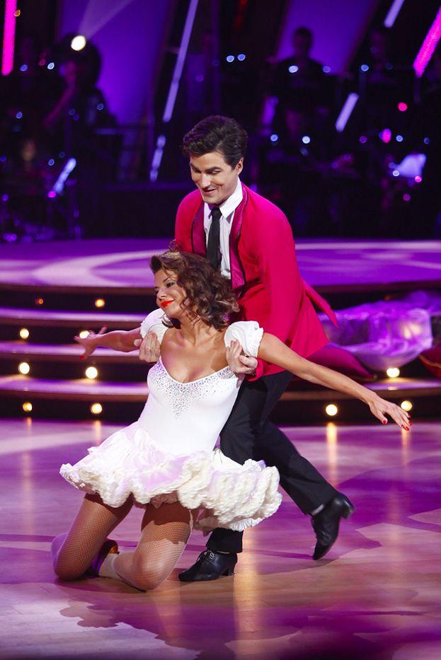 Edyta zatańczy w gorsecie