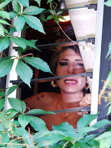 Amy zamknięta w izolatce!