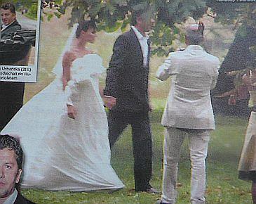 Urbańska wyszła za mąż! (ZDJĘCIA)