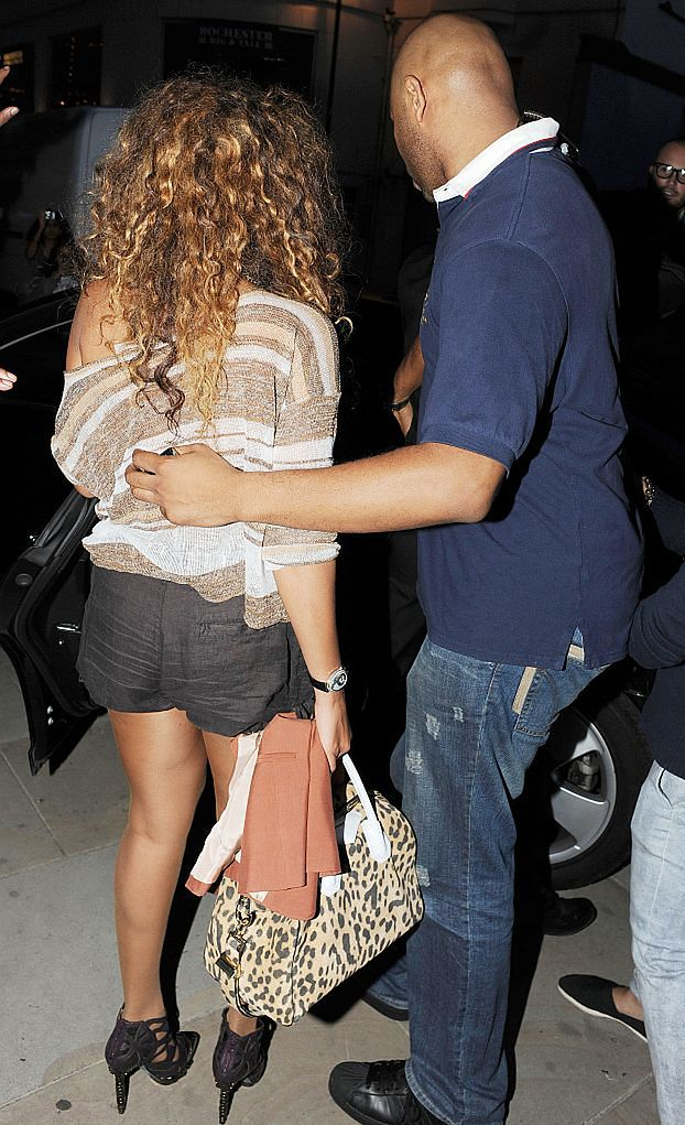Beyonce zmieniła fryzurę!