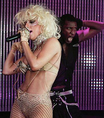 """""""Na widowni była Madonna, a para gejów uprawiała seks!"""""""