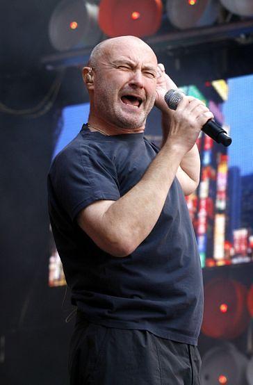 Żona zrujnowała Phila Collinsa!