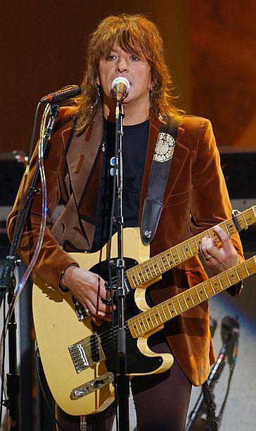 Gitarzysta Bon Jovi aresztowany za jazdę po pijaku!