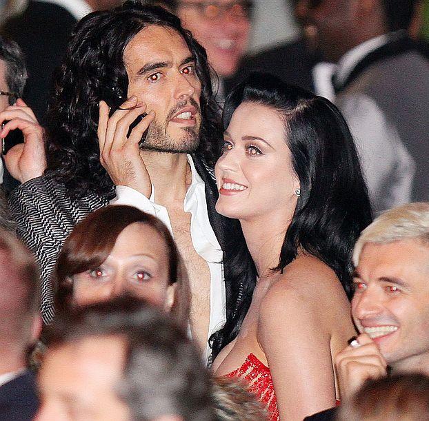 Katy Perry i Russell Brand wzięli ślub!