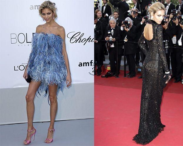 Anja Rubik w Cannes!